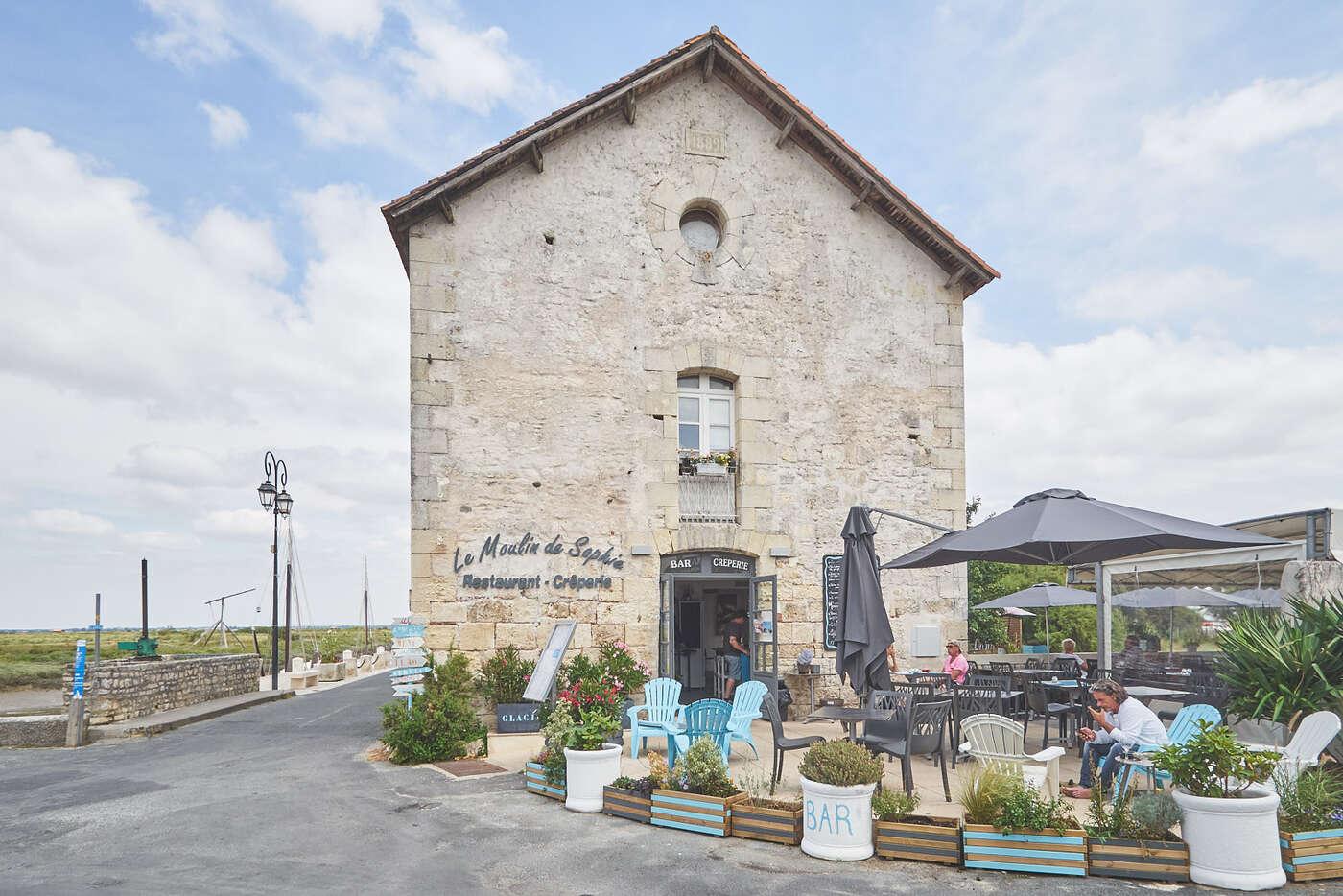 Moulin de Sophie à Mornac-sur-Seudre