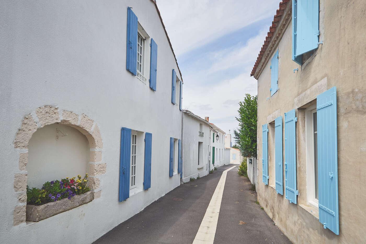 Ruelles de Mornac-sur-Seudre