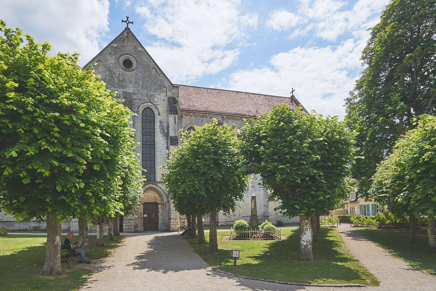 Eglise de Saint-Jean-aux-Bois