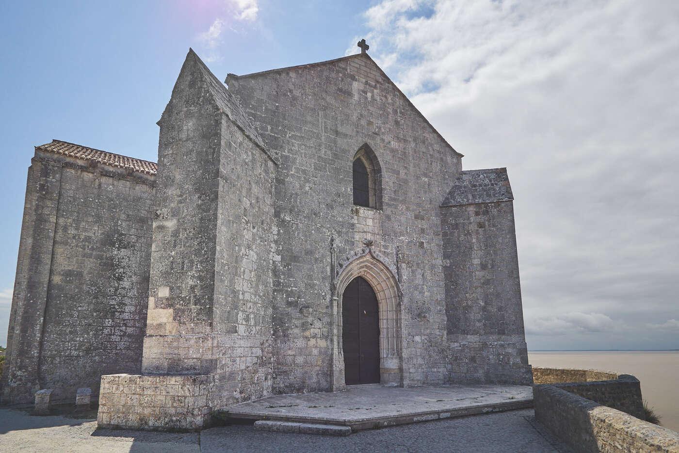Eglise Sainte Radegonde de Talmont-sur-Gironde