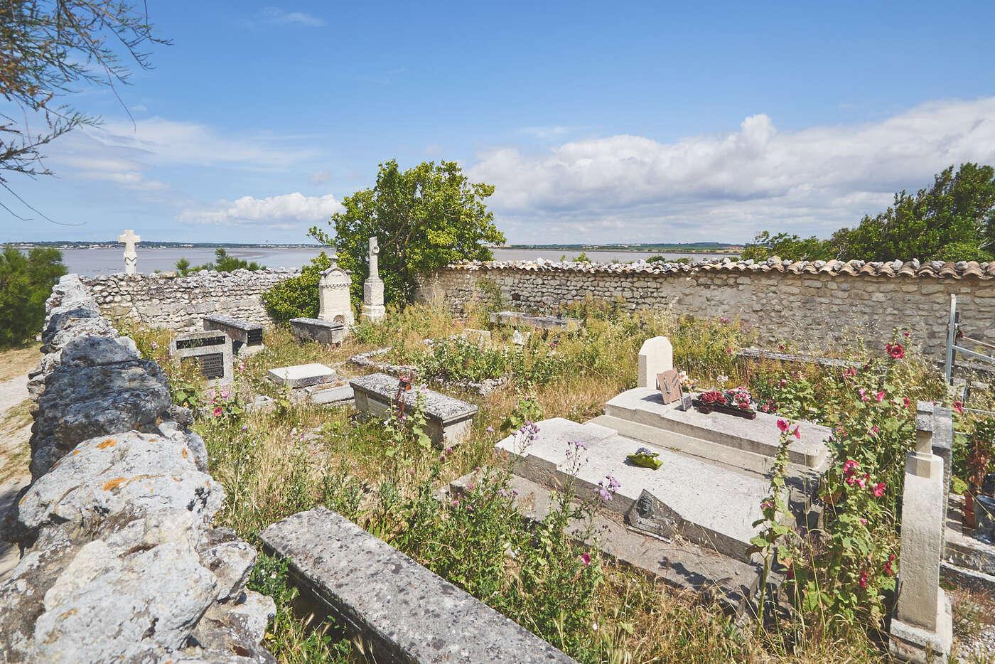 Cimetière de Talmont-sur-Gironde