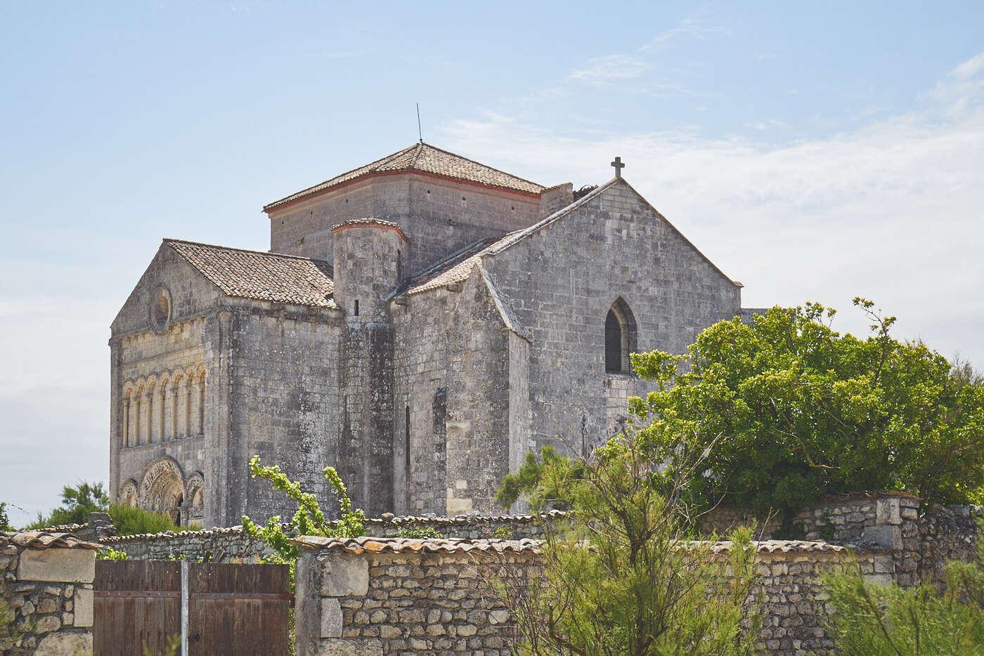 Eglise de Talmont-sur-Gironde