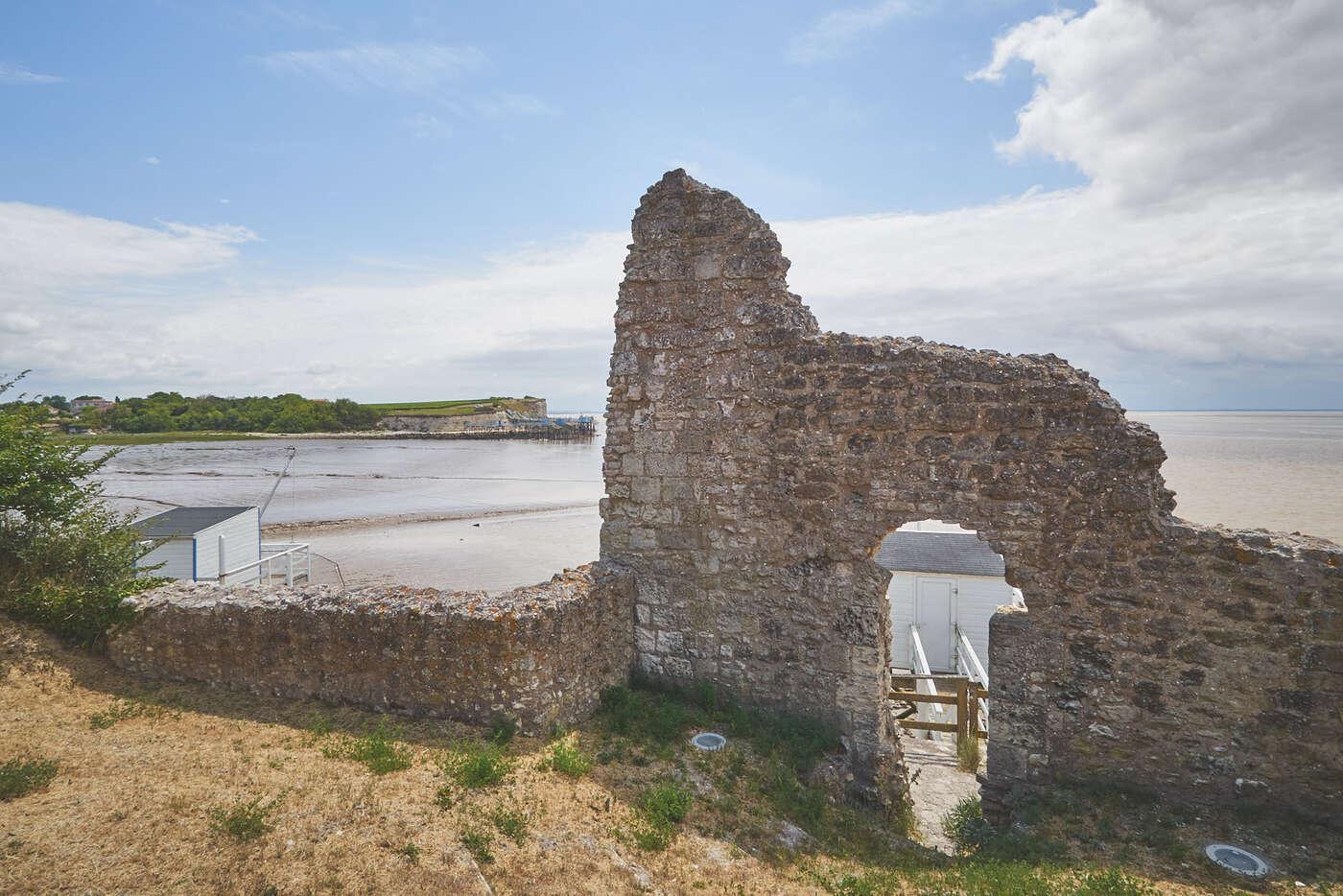 Tour Blanche de Talmont-sur-Gironde