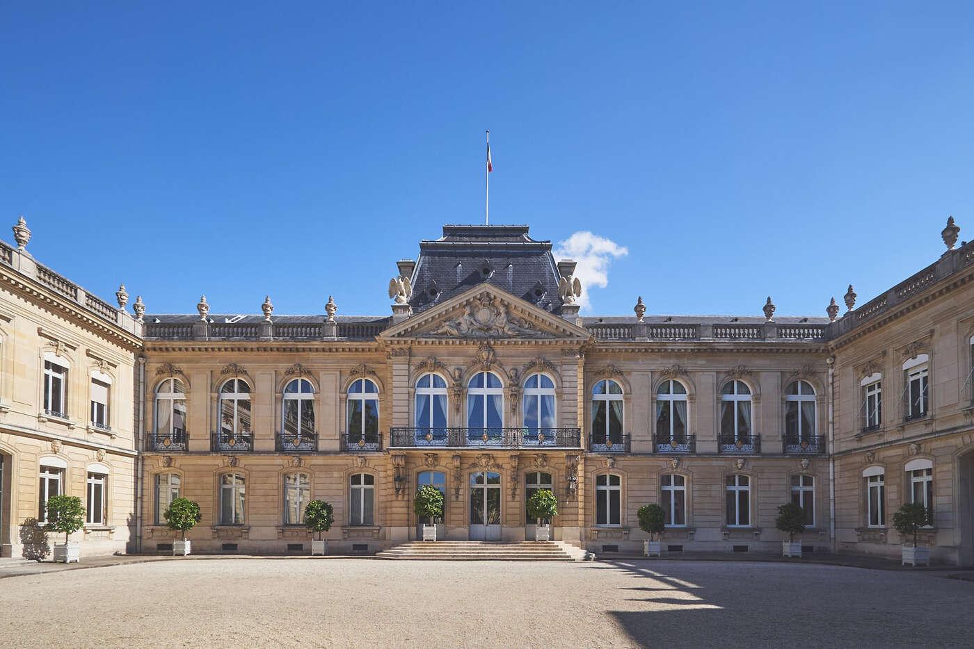 Conseil départemental des Yvelines,Versailles