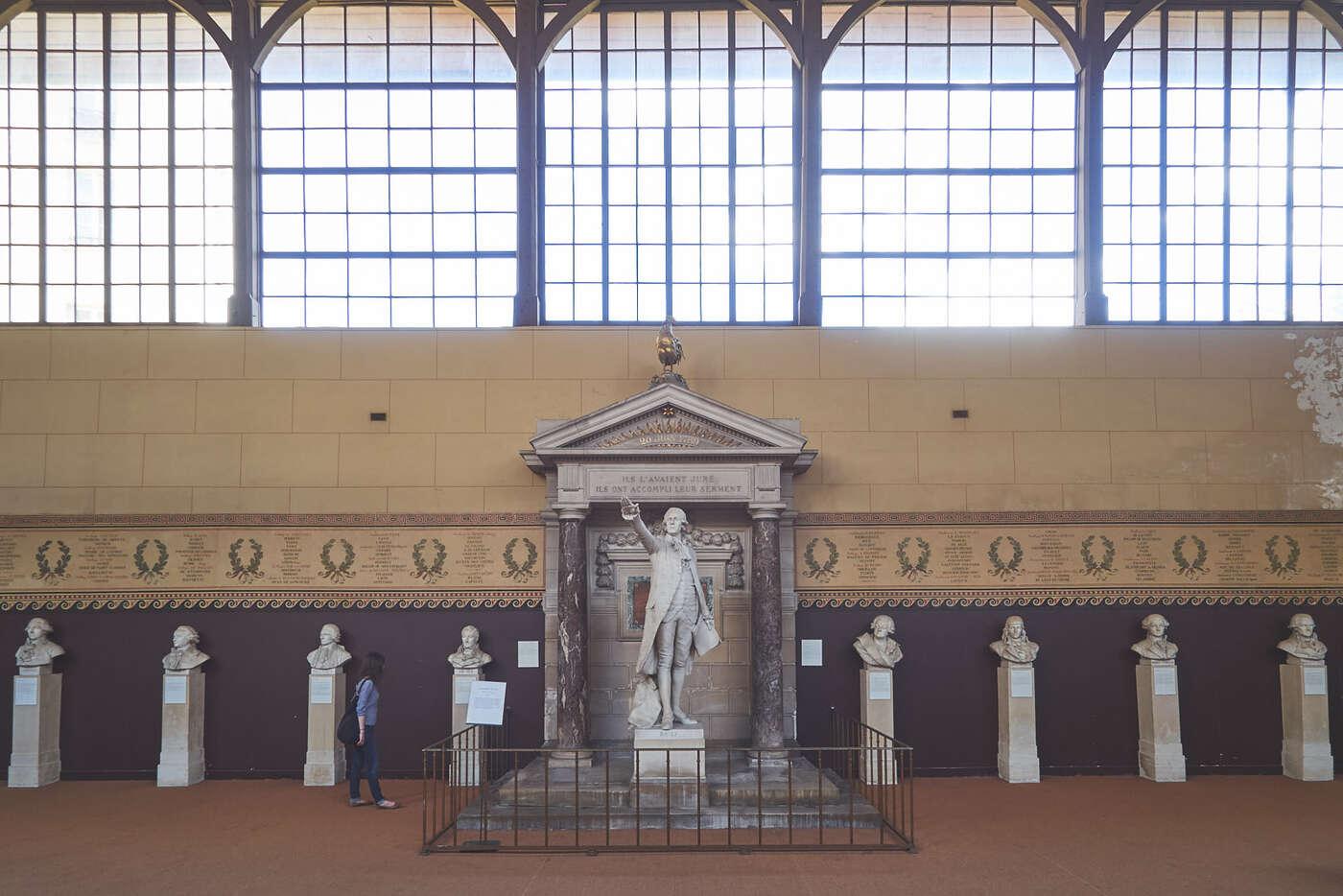 Jeu de Paume, Versailles