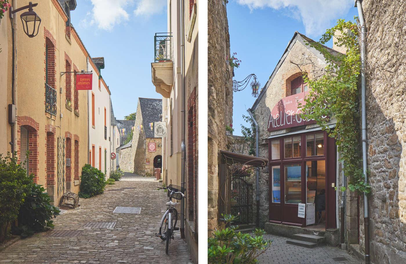 Recoins caclmes de Guérande