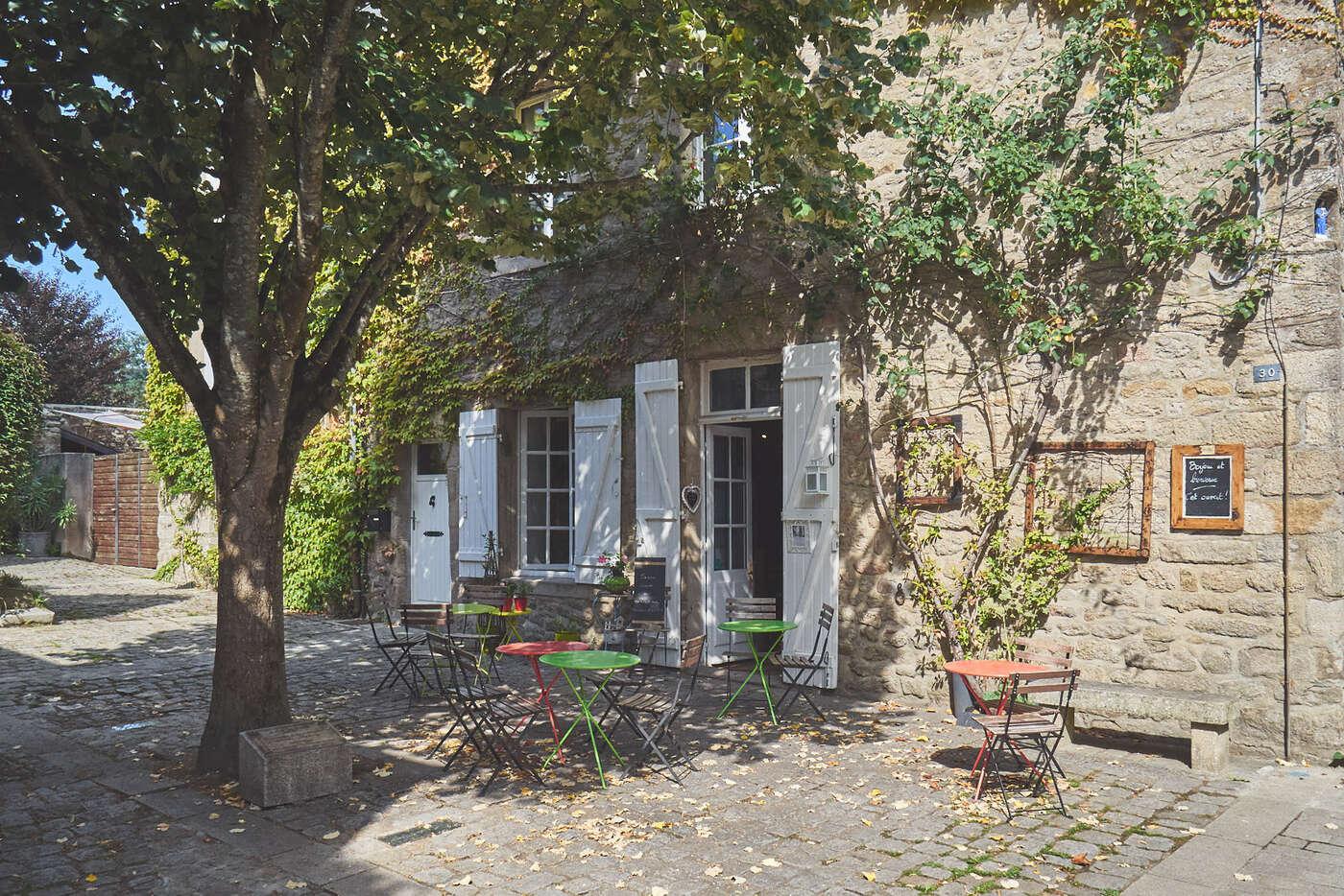 Restaurant à Guérande
