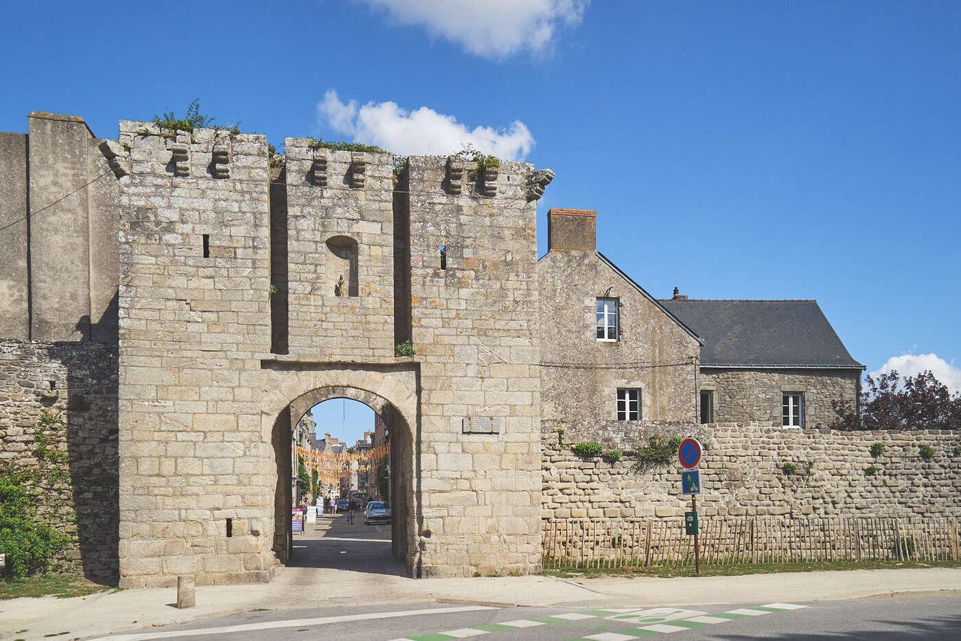 Porte de Saillé de Guérande