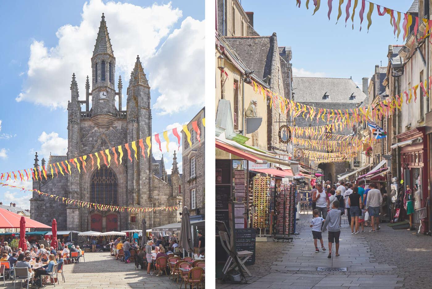 Marché de Guérande