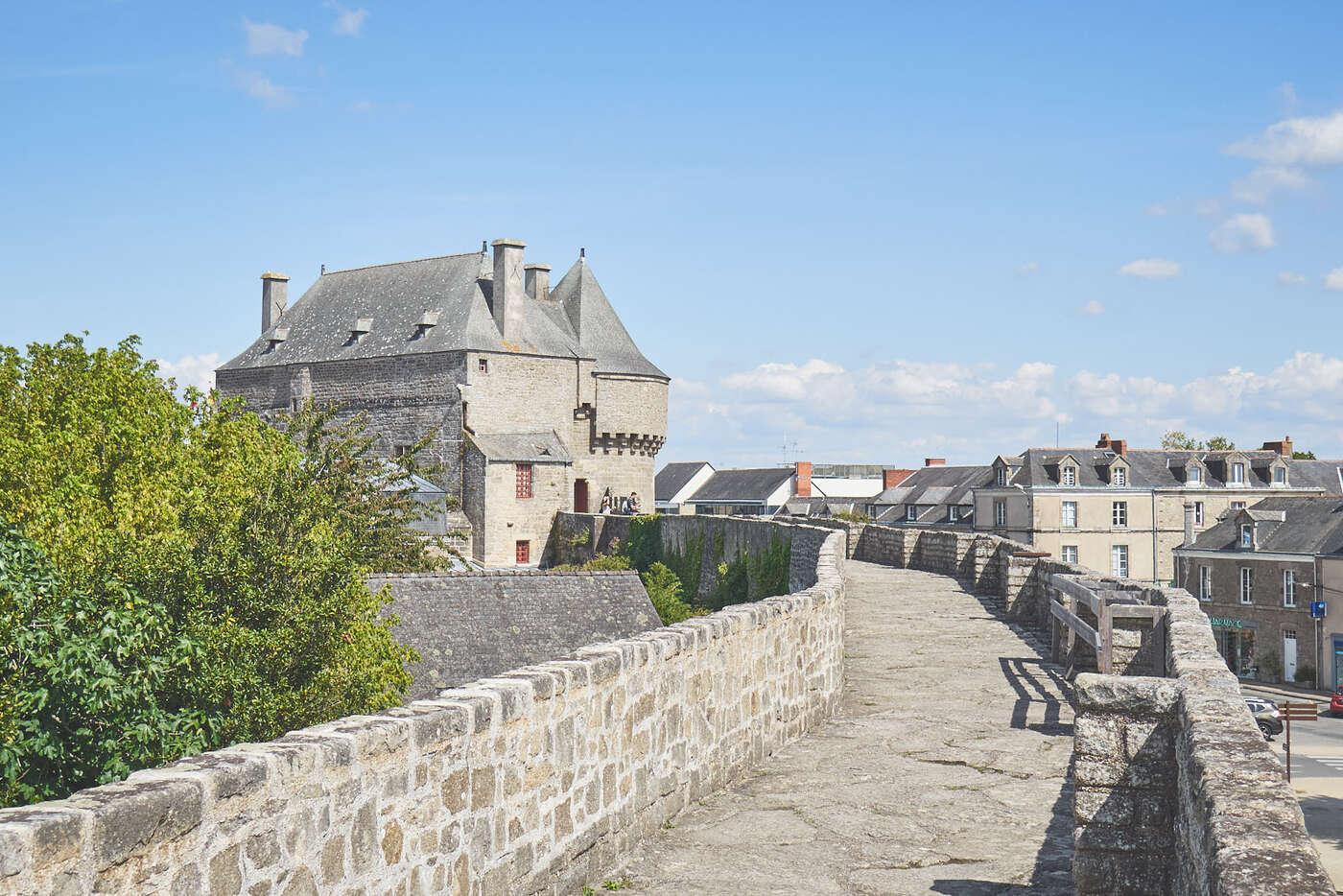 Muraille de Guérande