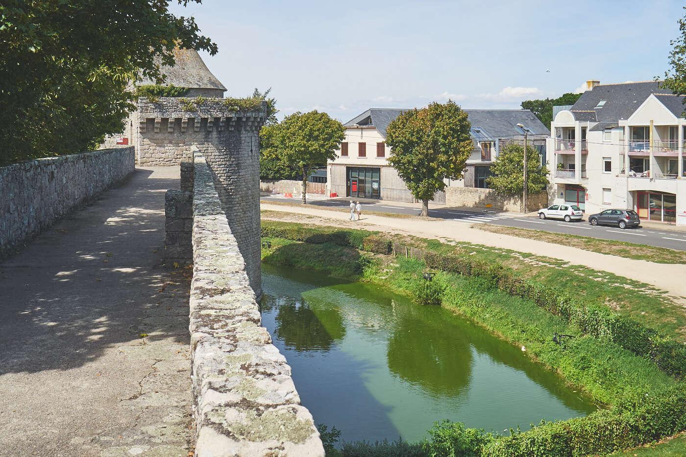 Tourelle de la mutaille de Guérande