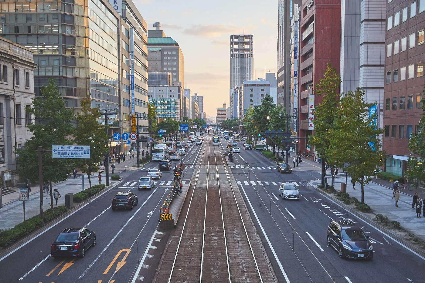 Tramway Hiroshima