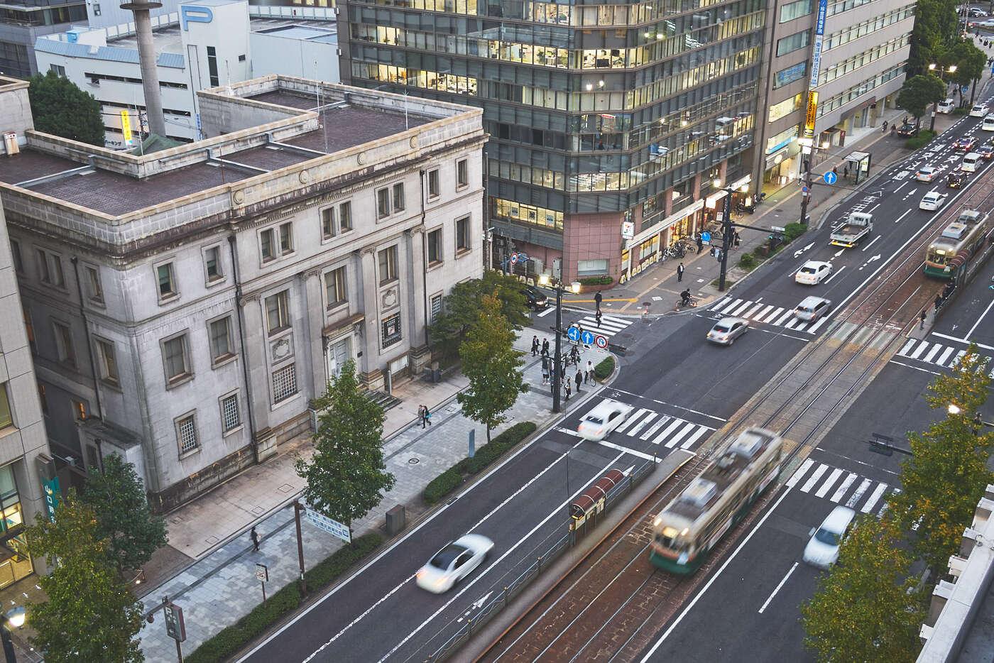 Ancienne Banque du Japon, Hiroshima