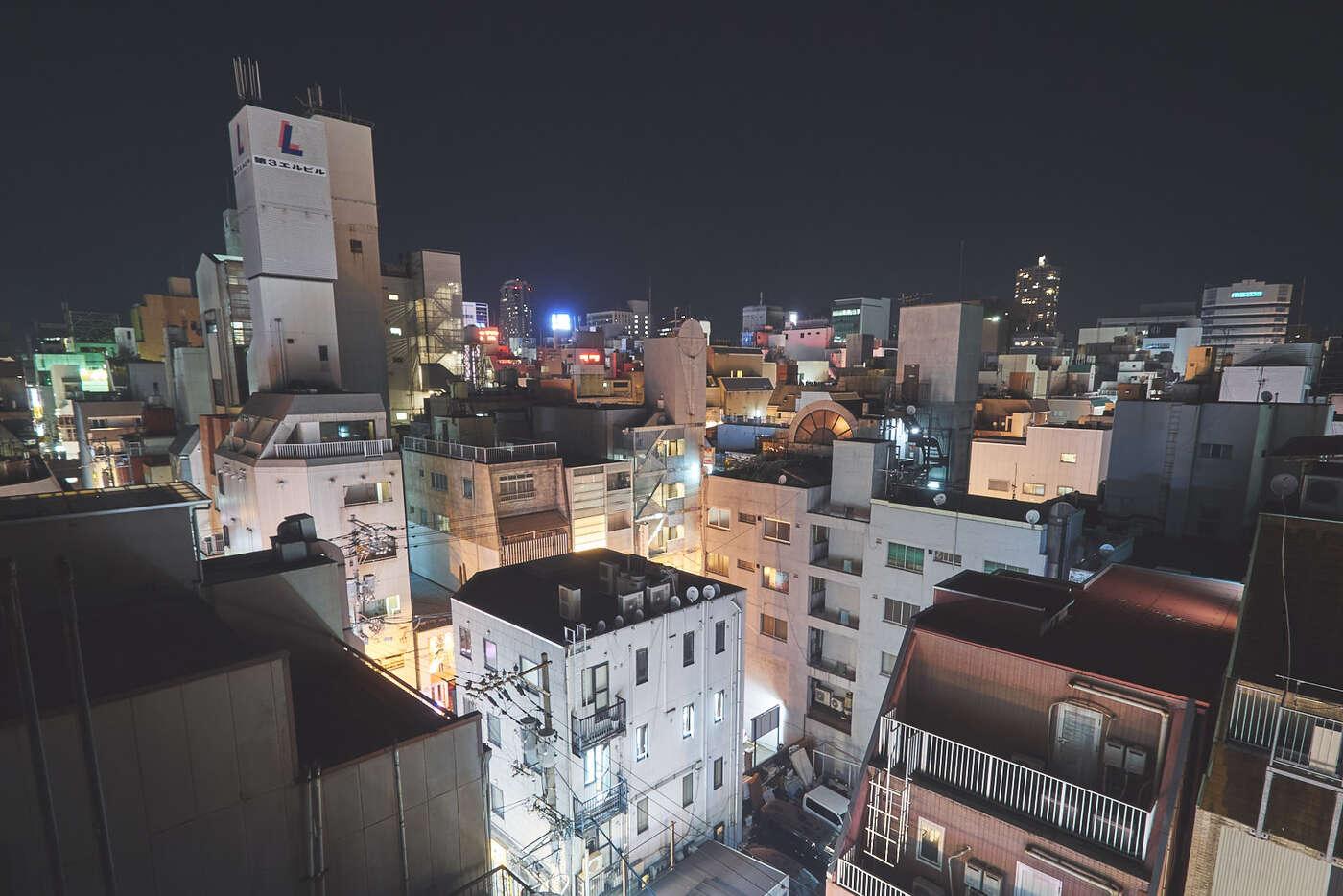 Toits d'Hiroshima