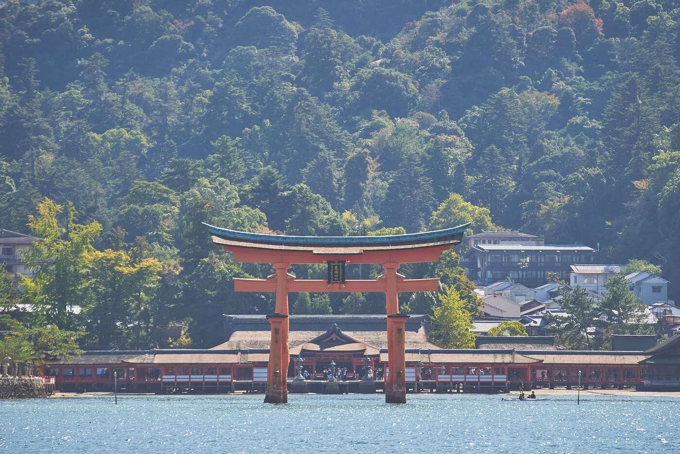 Sancture d'Itsukushima