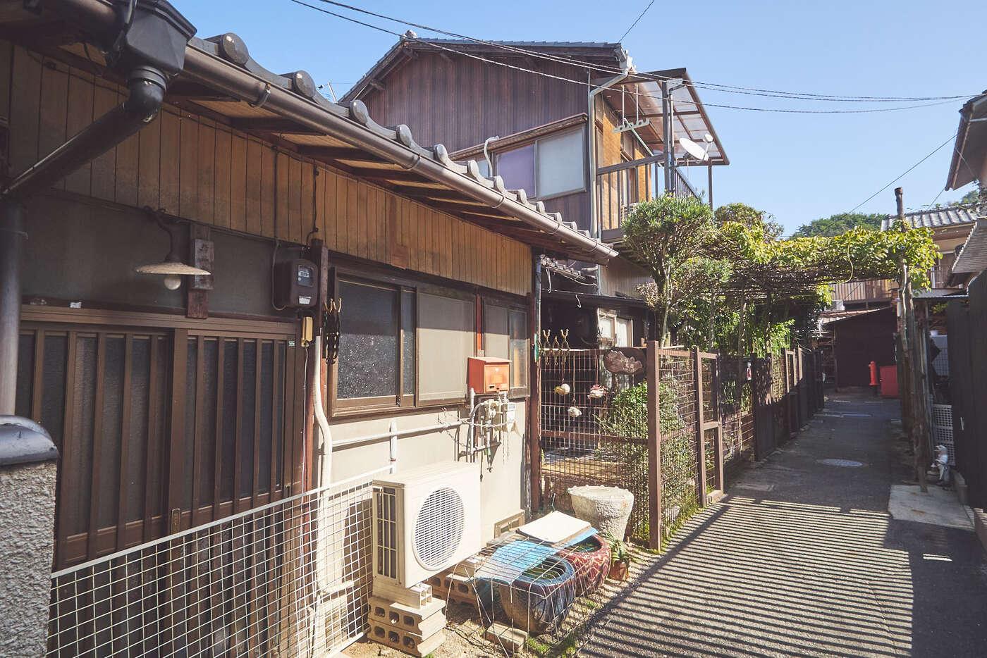 Ruelles de Miyajima