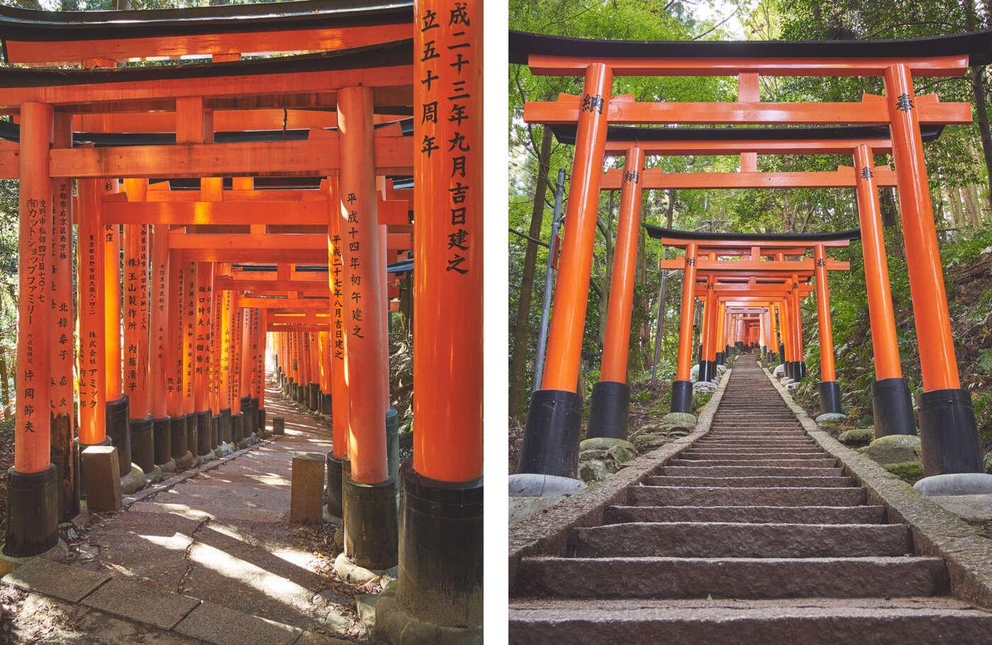 Randonnée de Fushimi-Inari