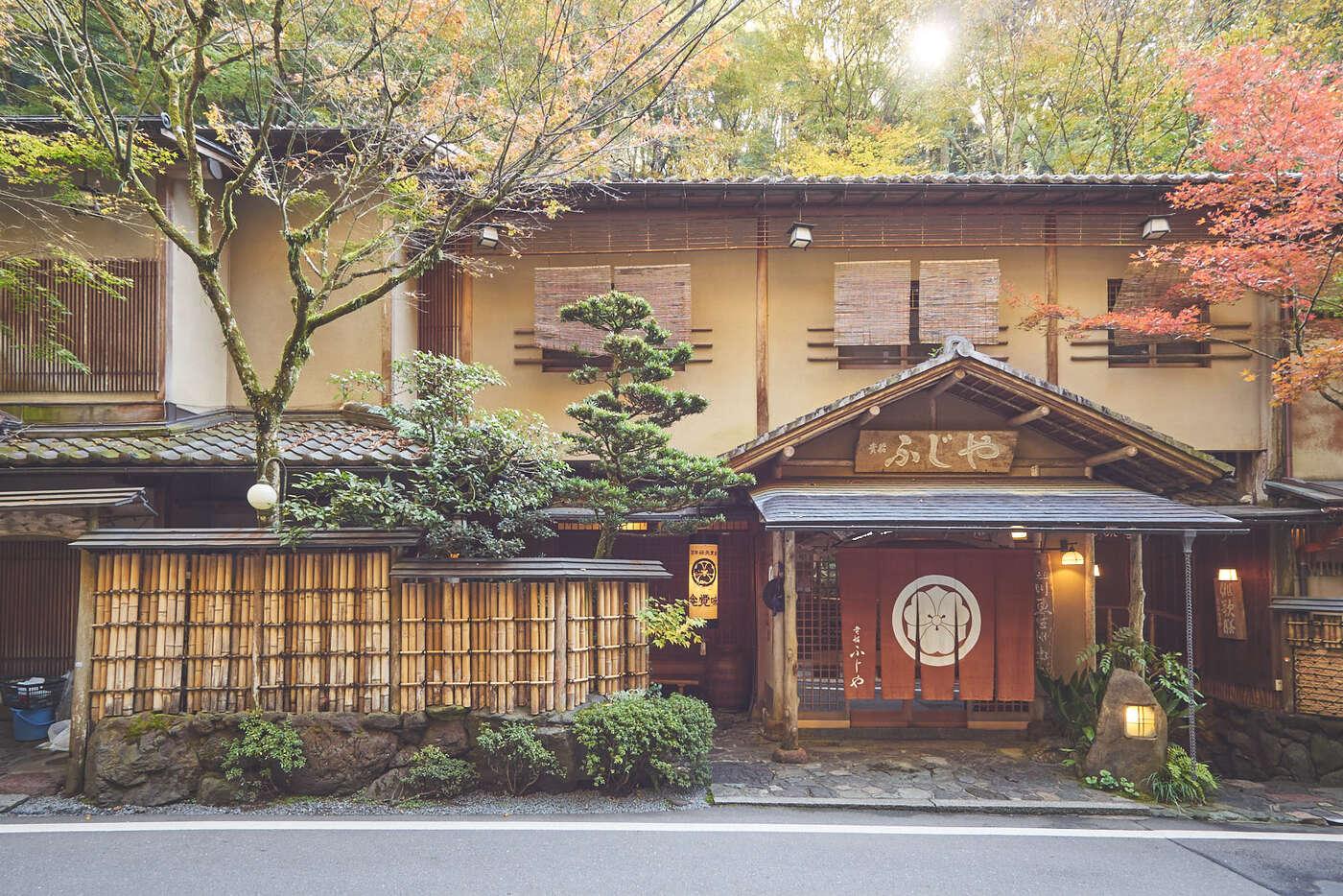 Restaurant de Kibune