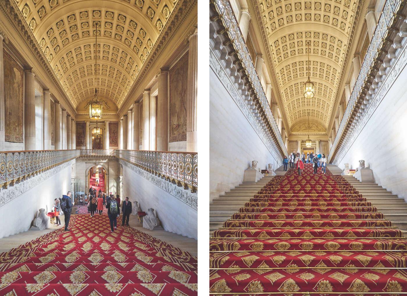 Escalier du Sénat