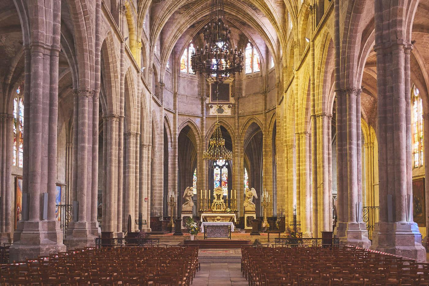 Cathédrale Saint-Jean-Baptiste, Bazas