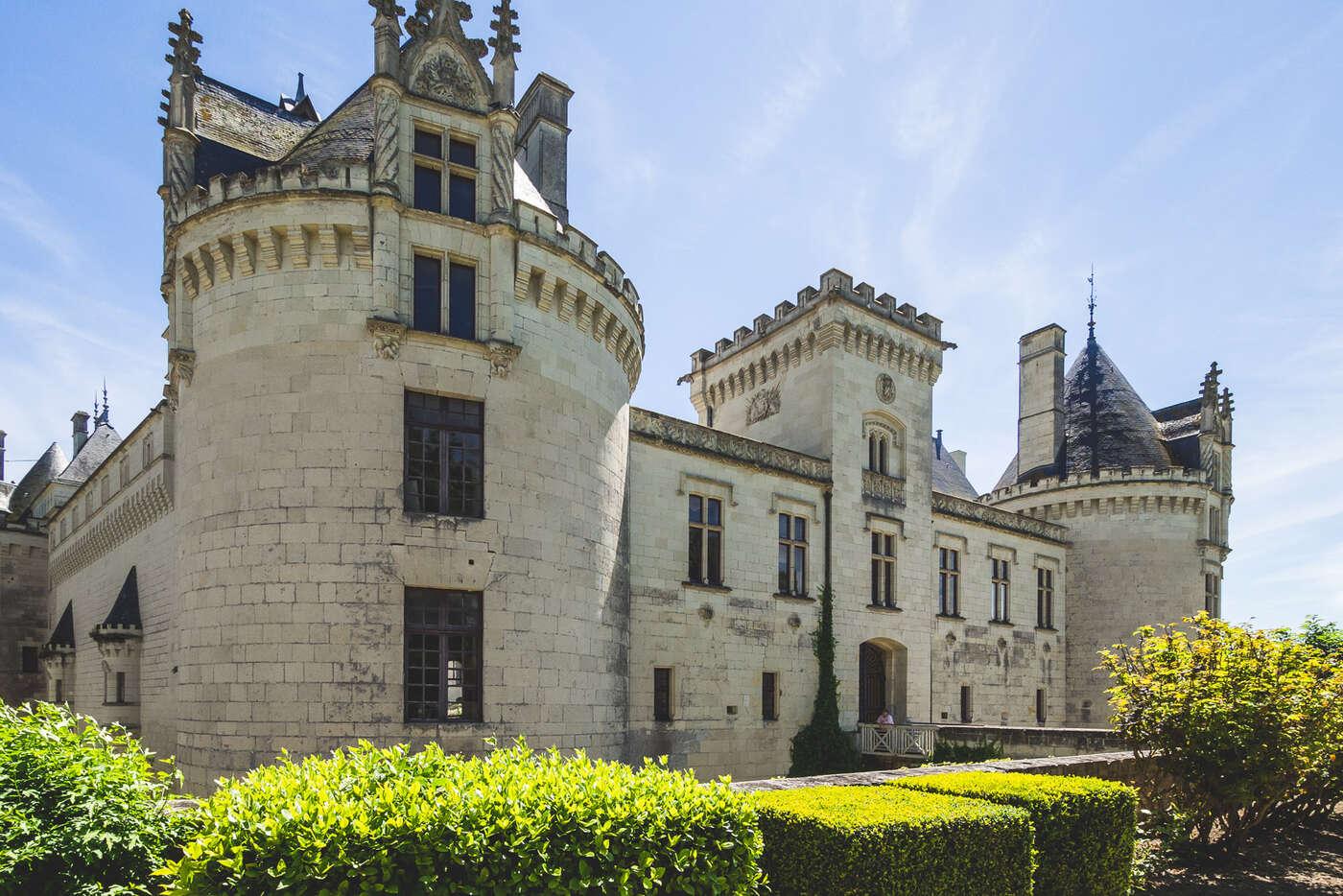 Château de Brézé
