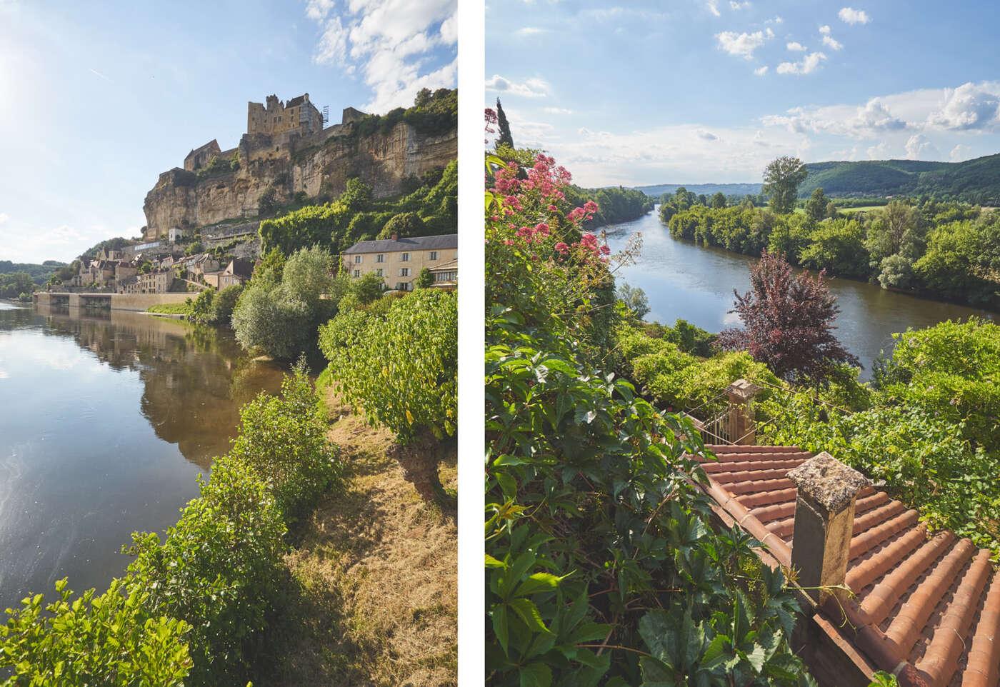 Dordogne à Beynac-et-Cazenac