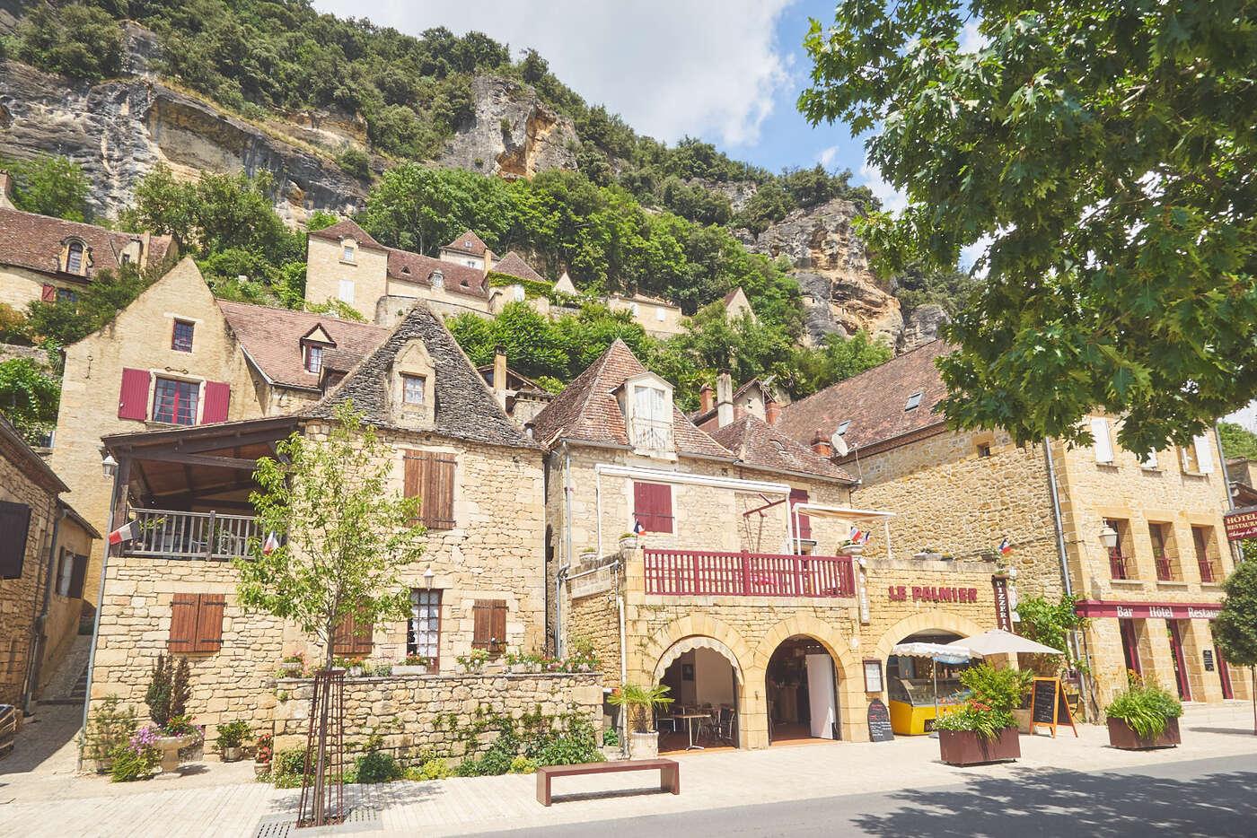Maisons de Roque-Gageac