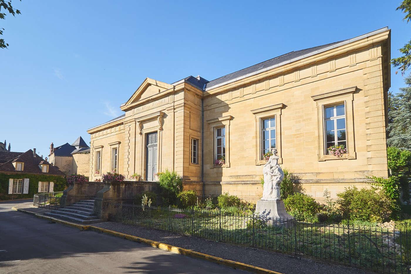 Palais de justice de Sarlat