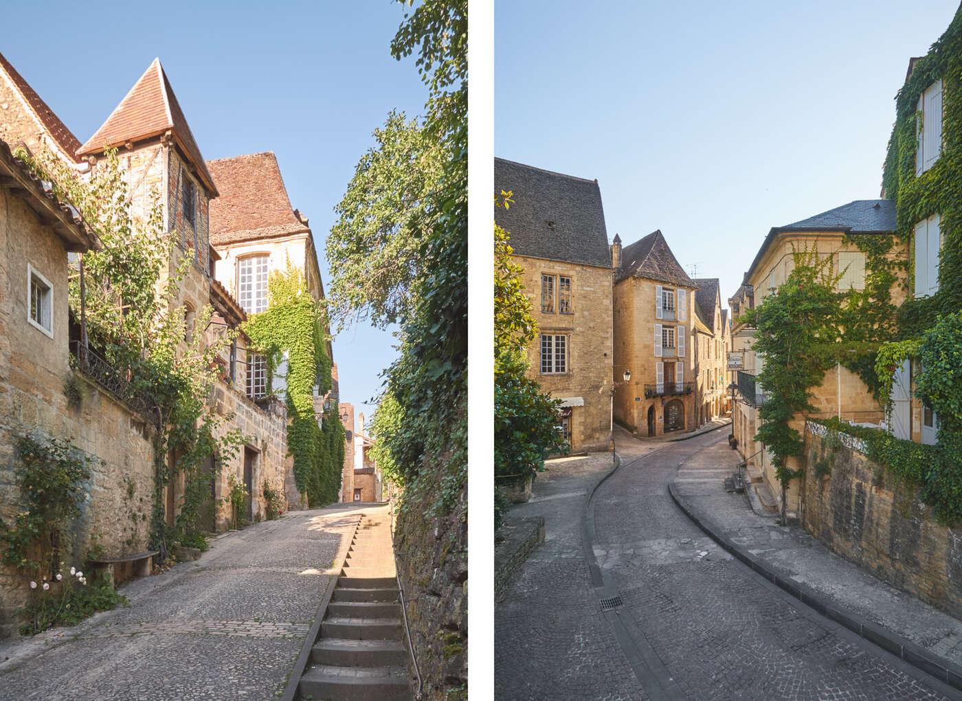 Rues de Sarlat