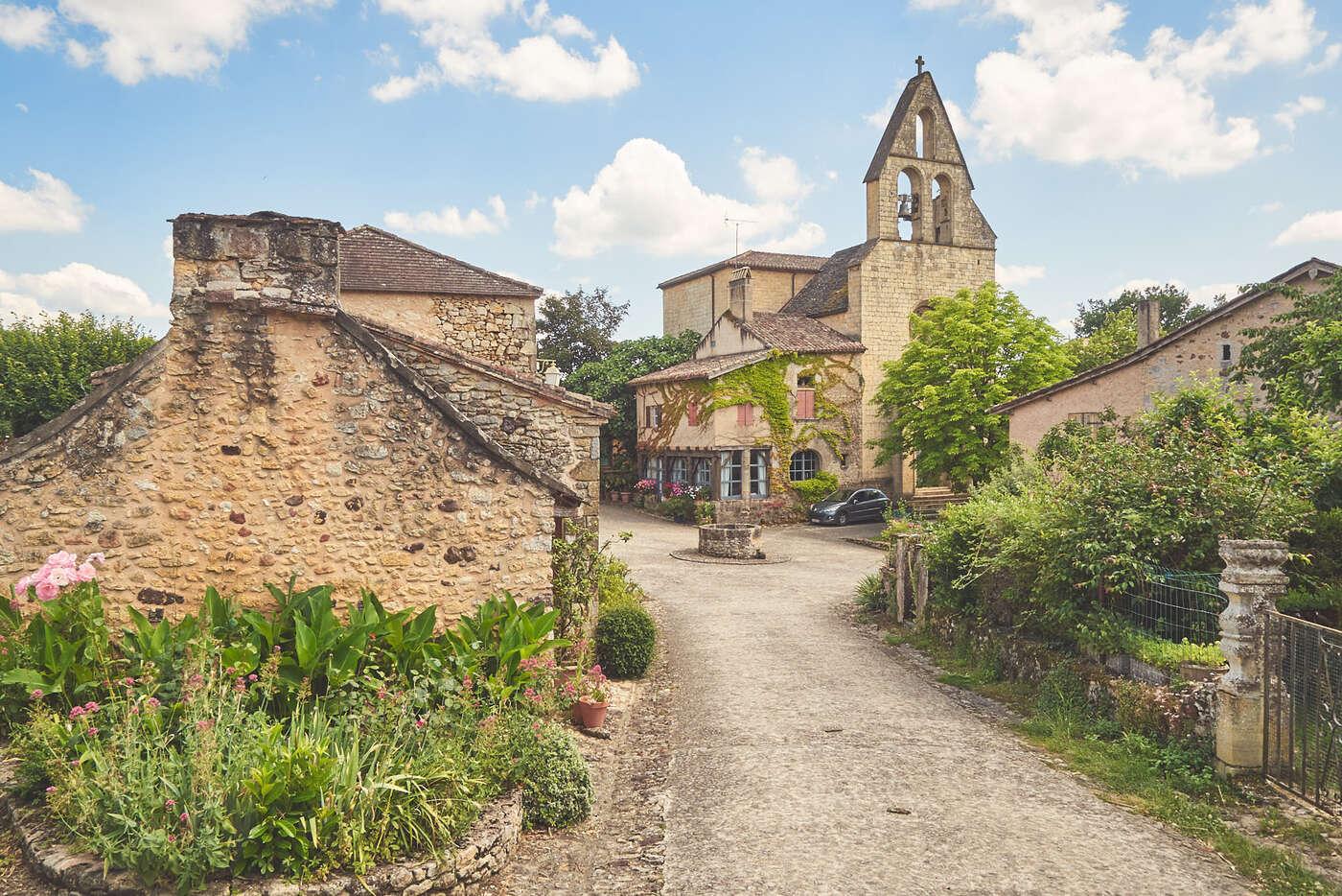 Village de Biron