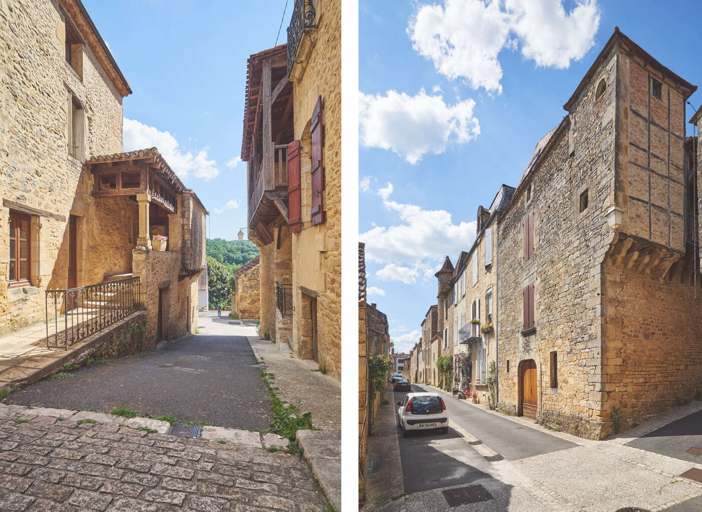 Ruelles de Villefranche-du-Perigord