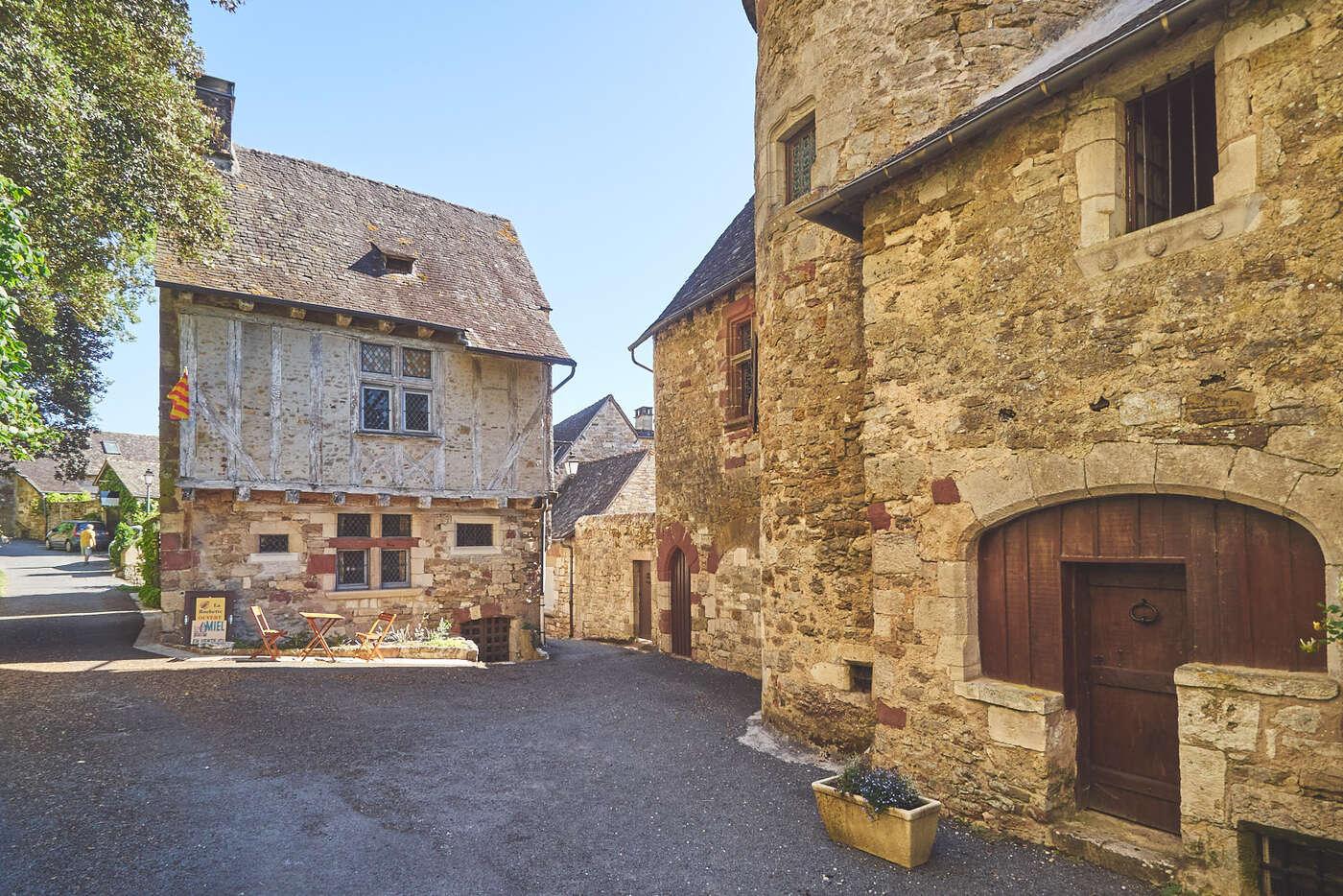 Le haut village de Turenne
