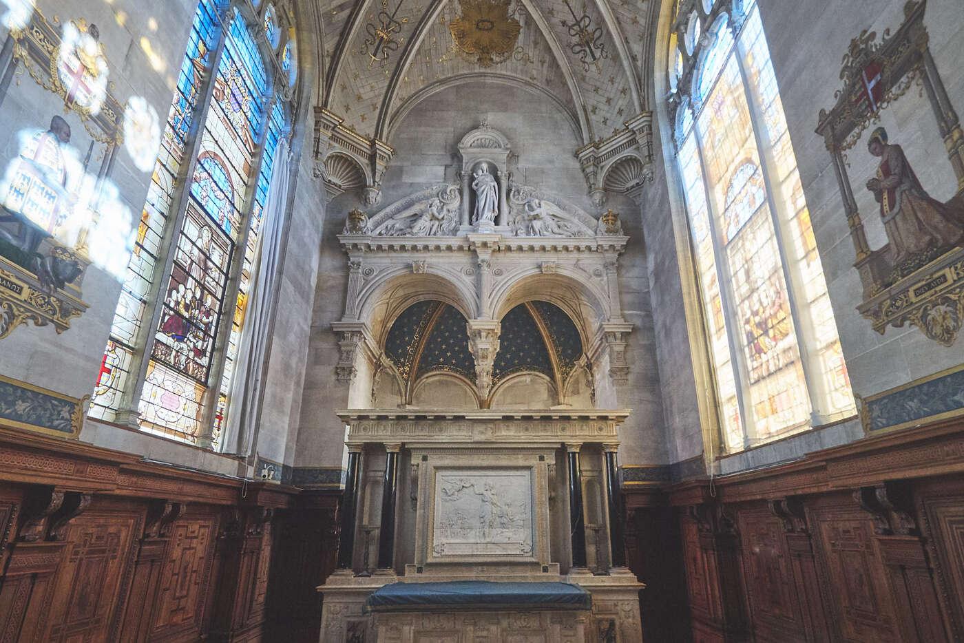 Chapelle du château de Chantilly