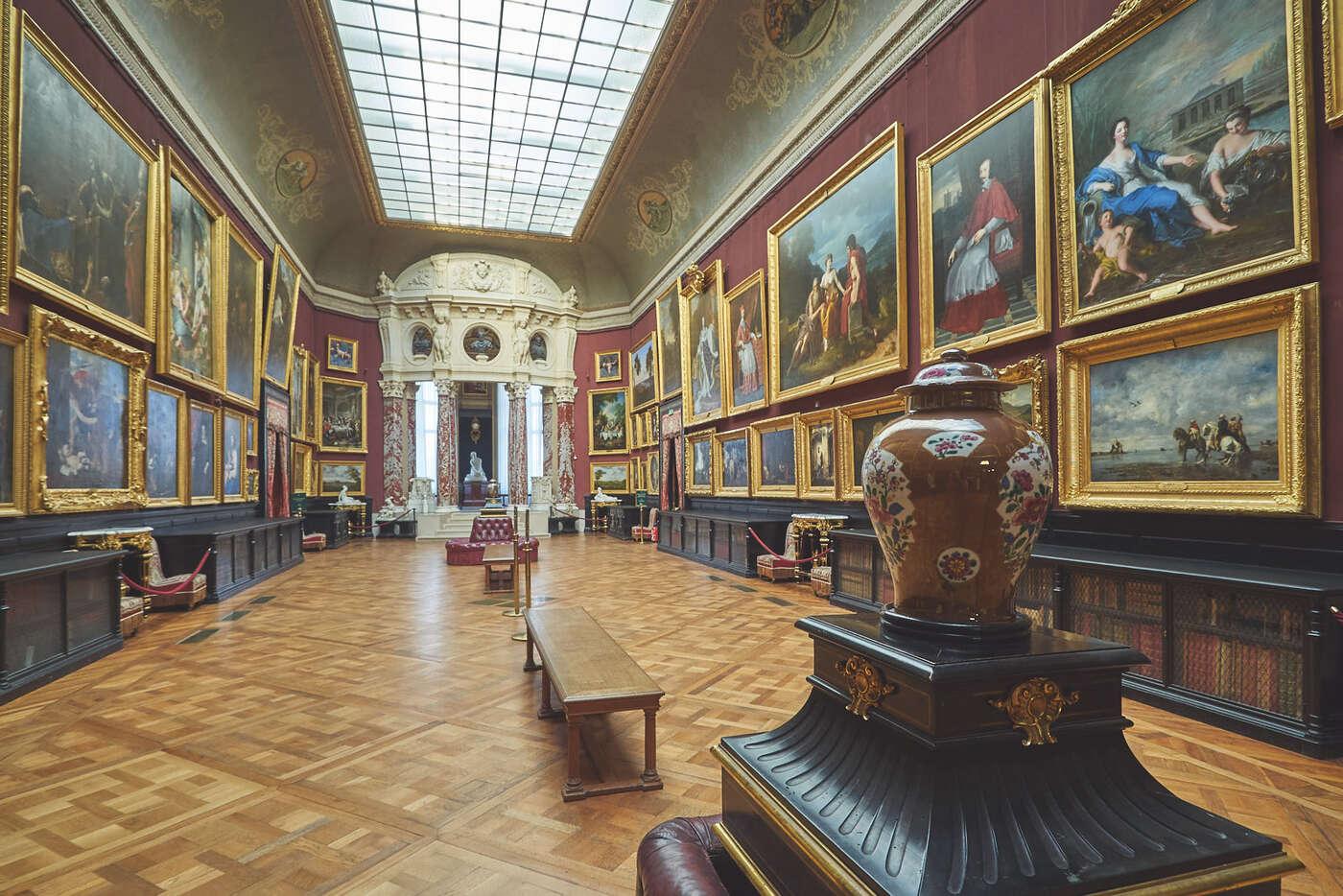 Galerie de Peinture du château de Chantilly
