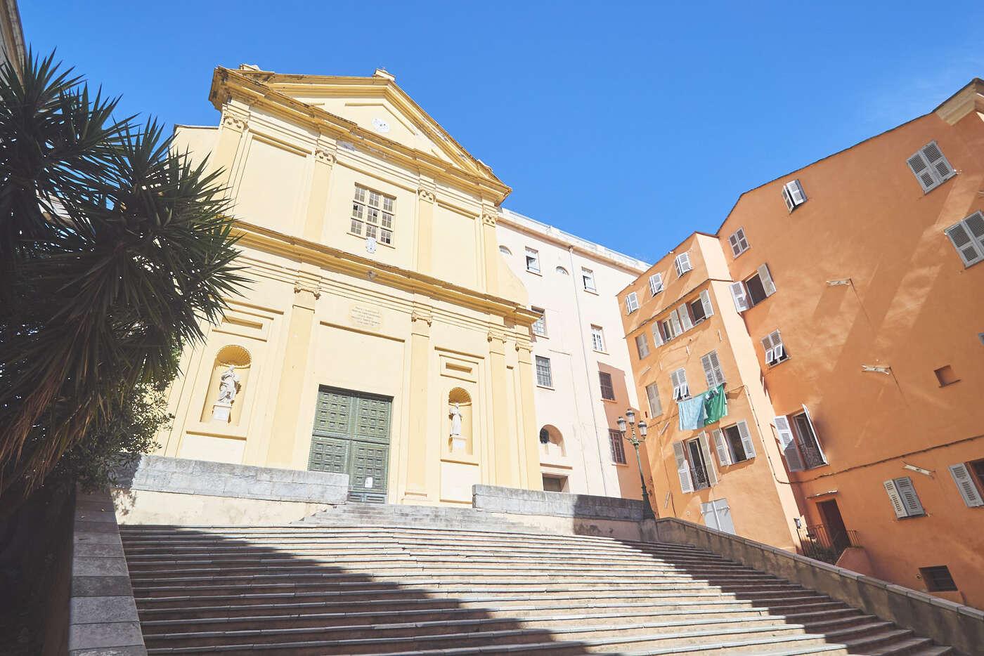 Eglise à Bastia