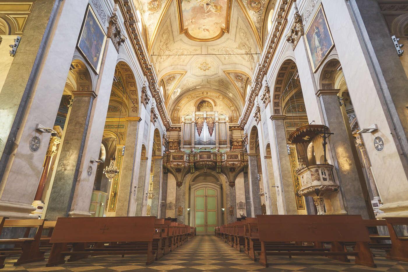 Eglise Saint-Jean-Baptiste de Bastia
