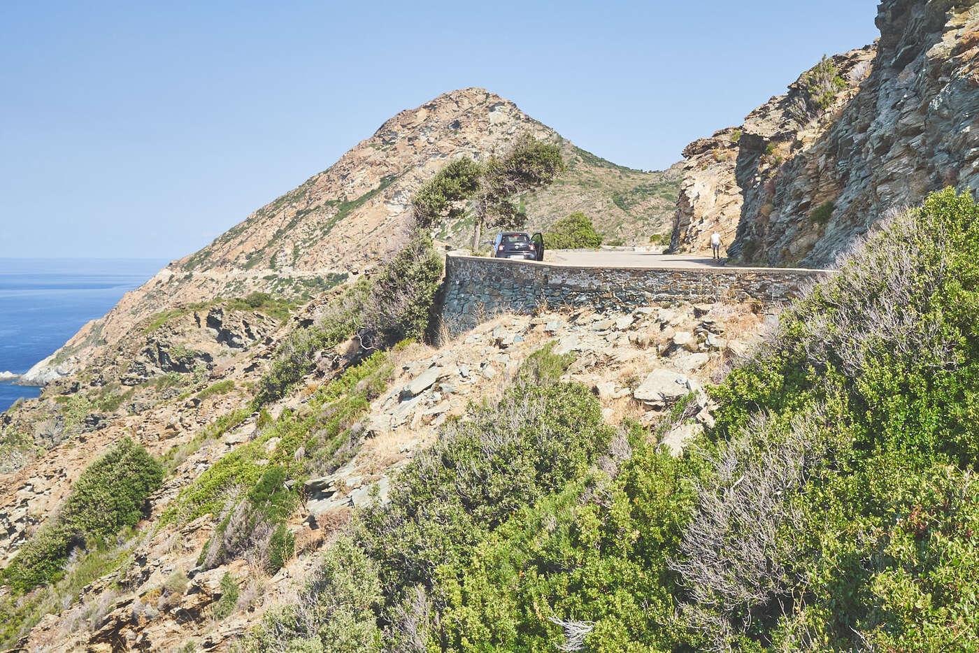 Paysages du Cap Corse