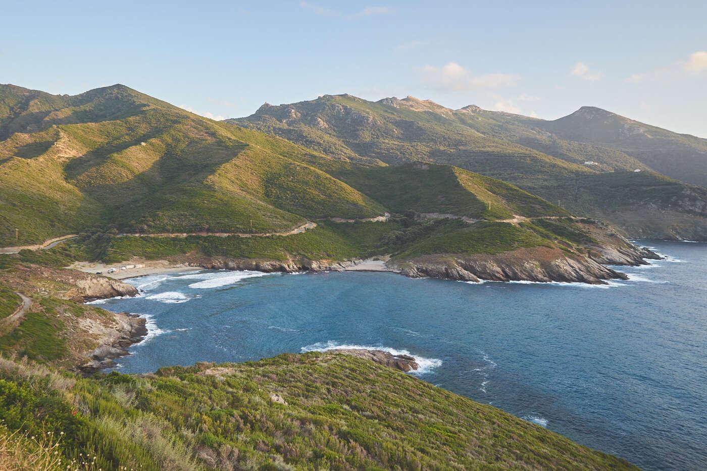 Anse d'Aliso, Cap Corse