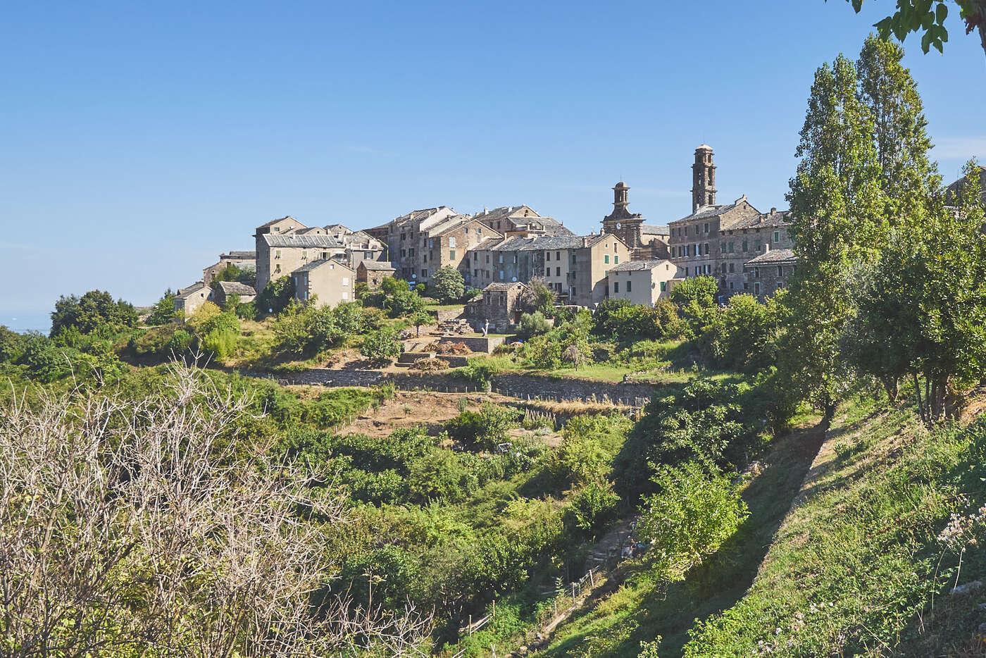 Penta-di-Casinca en Corse