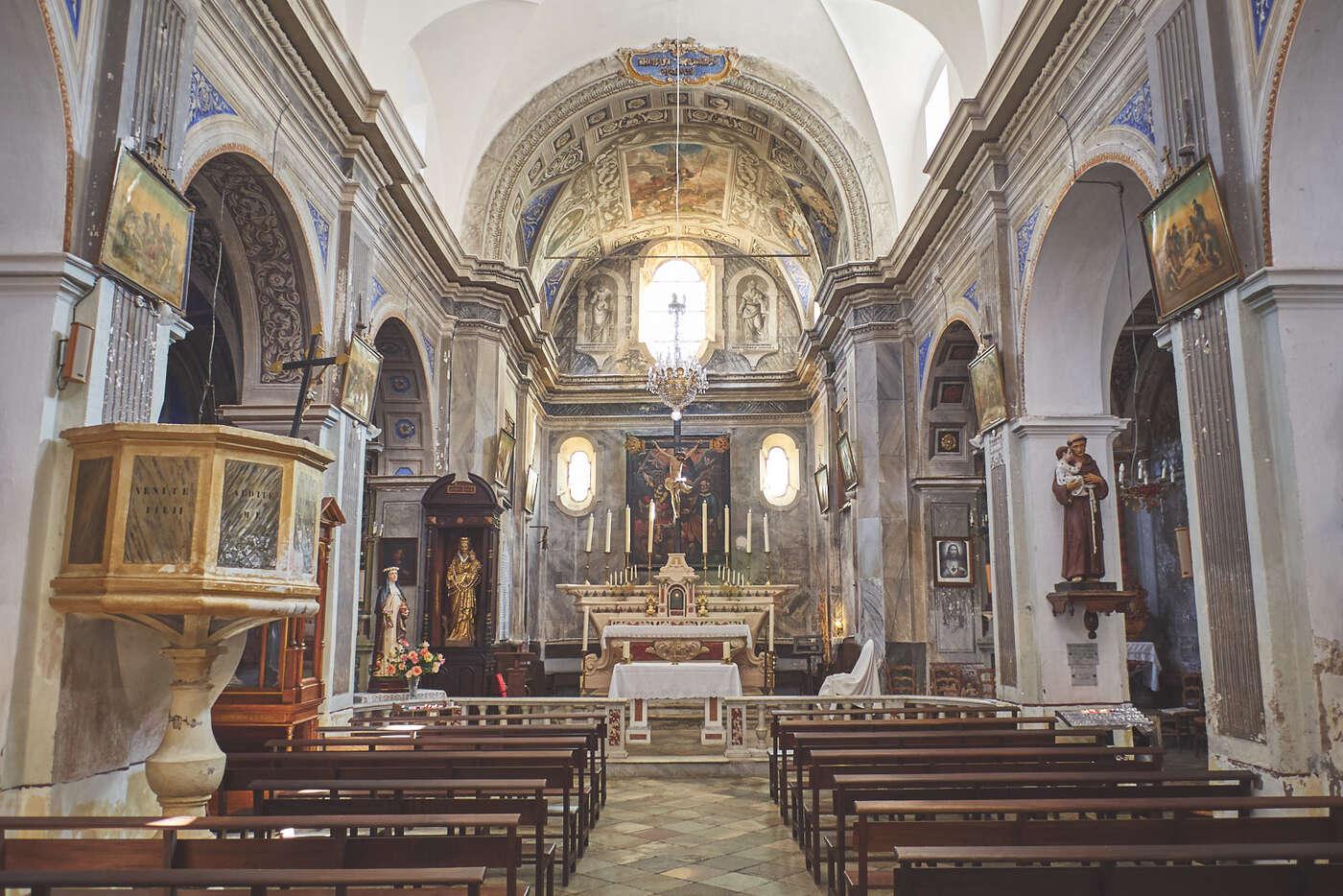 Eglise de Penta-di-Casinca