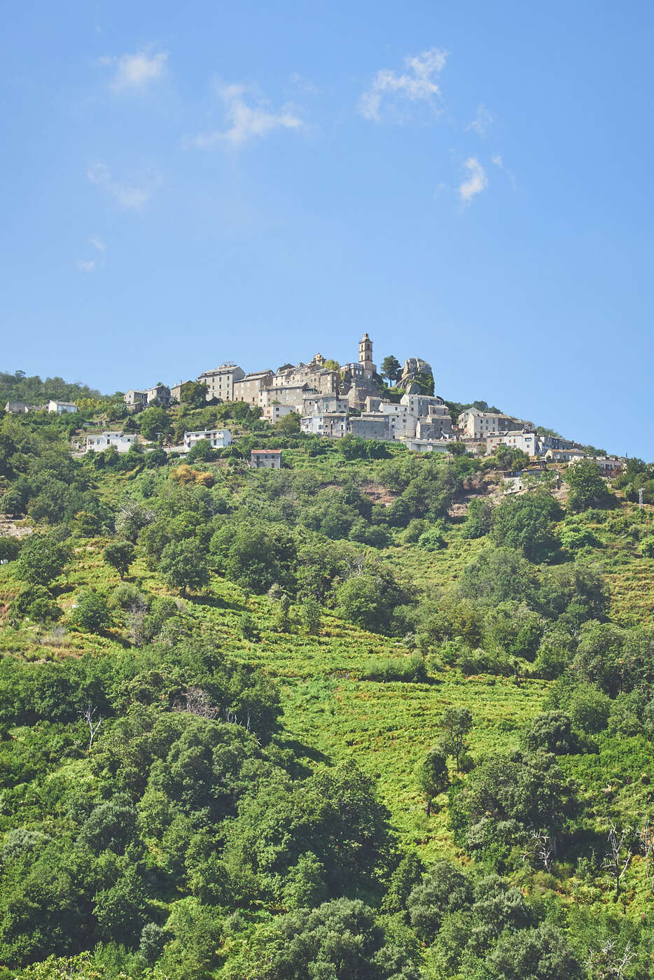 Loreto-di-Casinca, en Corse