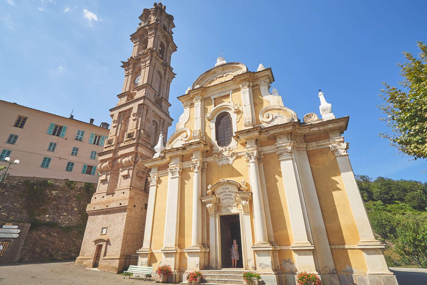 Eglise de la Porta, Castagniccia