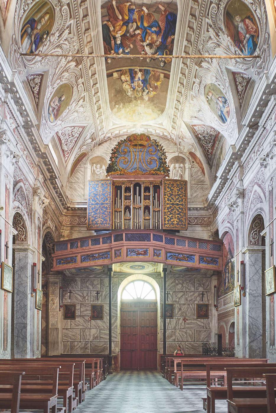 Eglise Saint-Pierre-et-Saint-Paul de Piedricroce, Corse