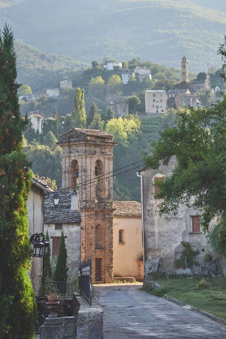 Piedricroce, Corse