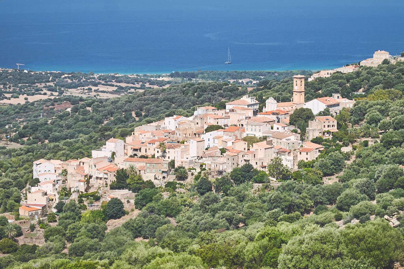 Aregno, Balagne, Corse
