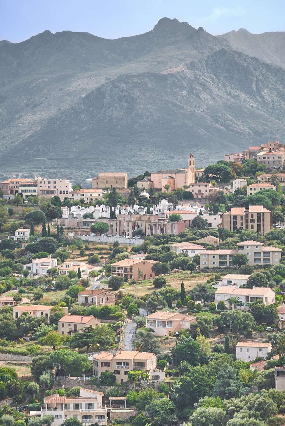 Monticello, Balagne, Corse