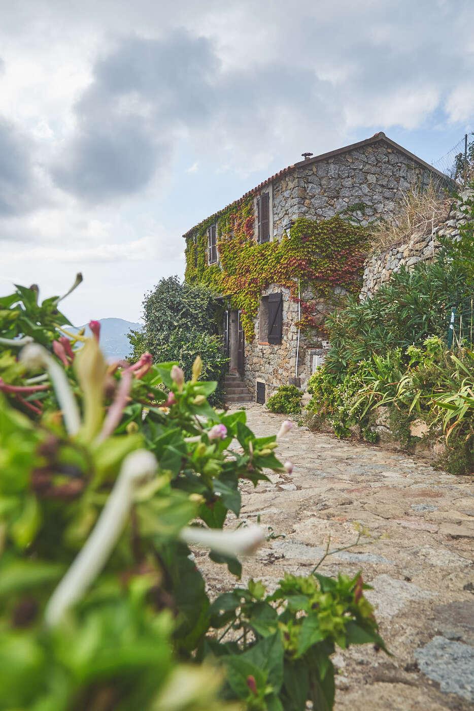 Sant'Antonino, en Balagne, Corse