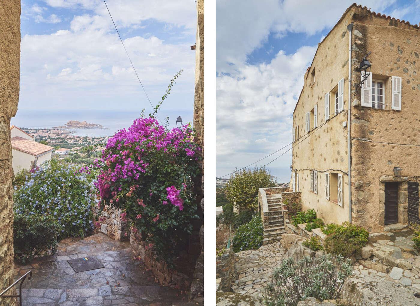 en Balagne, Corse