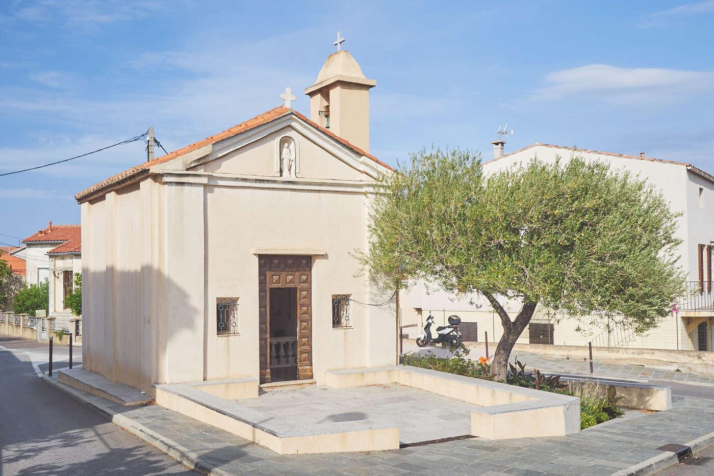 Chapelle à Calvi