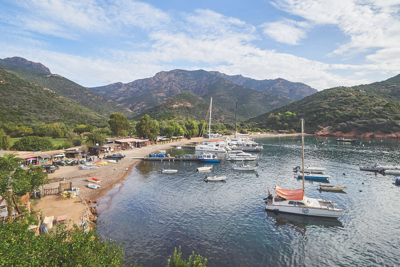 Port de Girolata